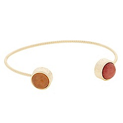 Butterfly by Matthew Williamson - Designer semi precious stone effect bangle