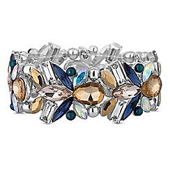 Butterfly by Matthew Williamson - Designer crystal droplet bracelet