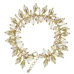 Butterfly by Matthew Williamson - Designer bead shaker bracelet