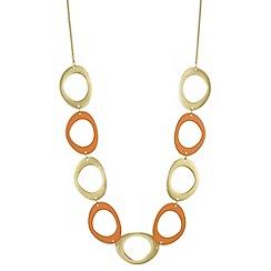 Principles by Ben de Lisi - Designer open loop necklace