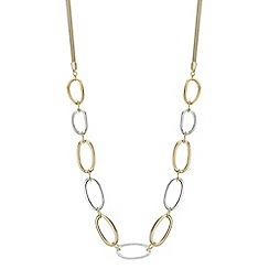 Principles by Ben de Lisi - Designer multi tone rope necklace