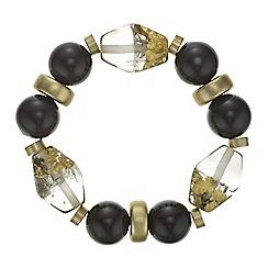 Principles by Ben de Lisi - Designer gold flecked bracelet