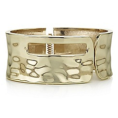 Principles by Ben de Lisi - Designer textured cut out bangle