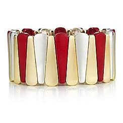 Principles by Ben de Lisi - Designer graduated fan bracelet
