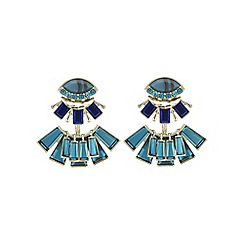 Red Herring - Fan statement earring