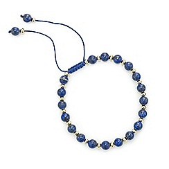 Red Herring - Sodalite friendship bracelet