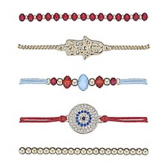 Red Herring - Friendship bracelet pack