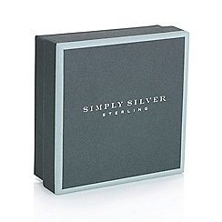 Simply Silver - Grey bangle box