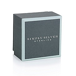 Simply Silver - Grey ring box