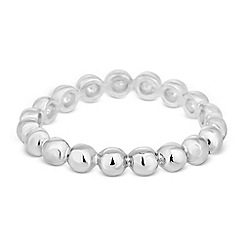 Simply Silver - Sterling silver polished ball ring