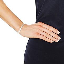 Simply Silver - Sterling silver slinky bracelet