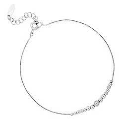 Simply Silver - Sterling silver mini ball bead bracelet