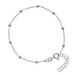 Simply Silver - Sterling silver fine bead bracelet