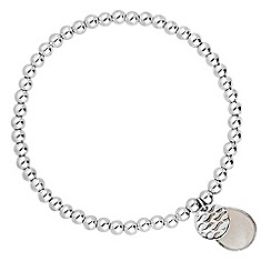 Simply Silver - Sterling silver layered bracelet
