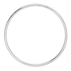 Simply Silver - Sterling silver classic bangle