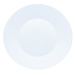 Jasper Conran at Wedgwood - Medium white plate