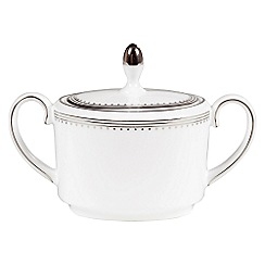 Vera Wang Wedgwood - White sugar bowl