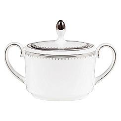 Vera Wang Wedgwood - White sugar bowl