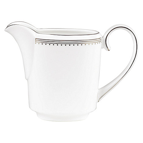 Vera Wang Wedgwood - White cream jug