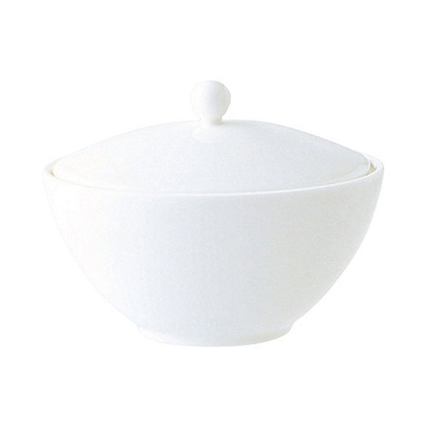 Jasper Conran at Wedgwood - White covered vegetable dish