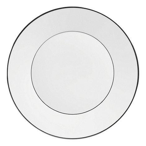 Jasper Conran at Wedgwood - Large silver +Platinum+ plate