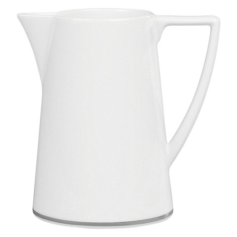 Jasper Conran at Wedgwood - Silver +Platinum+ cream jug