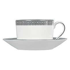 Vera Wang Wedgwood - Silver imperial tea cup