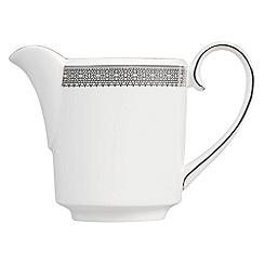 Vera Wang Wedgwood - Silver cream jug