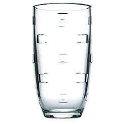 John Rocha at Waterford Crystal - Crystal 'Geo' 24% lead crystal vase