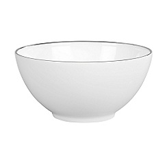 Jasper Conran at Wedgwood - White 'Platinum' gift bowl - 14cm