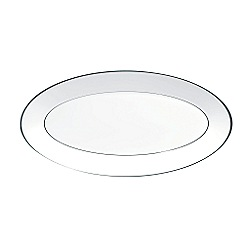 Jasper Conran at Wedgwood - White 'Platinum' oval dish - 45cm