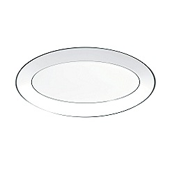 Jasper Conran at Wedgwood - White 'Platinum' oval dish - 30.5cm