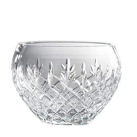 Royal Doulton - 24% lead crystal 'Dorchester' deep bowl