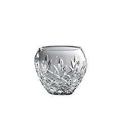 Royal Doulton - 24% lead crystal 'Dorchester' votive