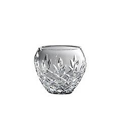 Royal Doulton - 24% lead crystal 'Dorchester' votive