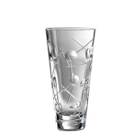 Royal Doulton - Medium +Lunar+ 24% lead crystal vase