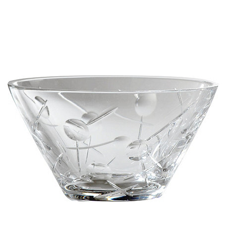 Royal Doulton - Lunar 24% lead crystal bowl