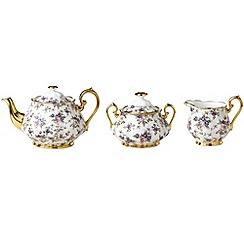 Royal Albert - Three piece '100 Years of ' 1940 English Chintz tea set