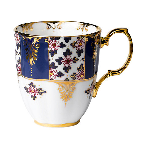 Royal Albert - 1900 Regency mug +100 Years of +