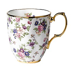 Royal Albert - 1940 English Chintz mug '100 Years of '