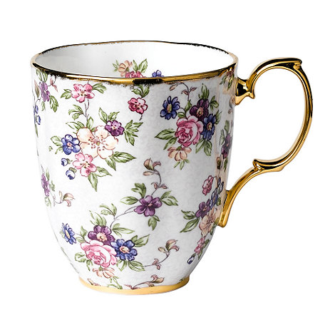 Royal Albert - 1940 English Chintz mug +100 Years of +