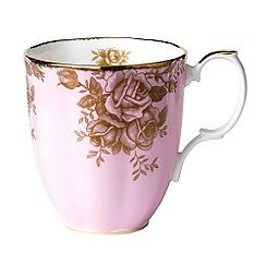 Royal Albert - 1960 Golden Roses mug '100 Years of '