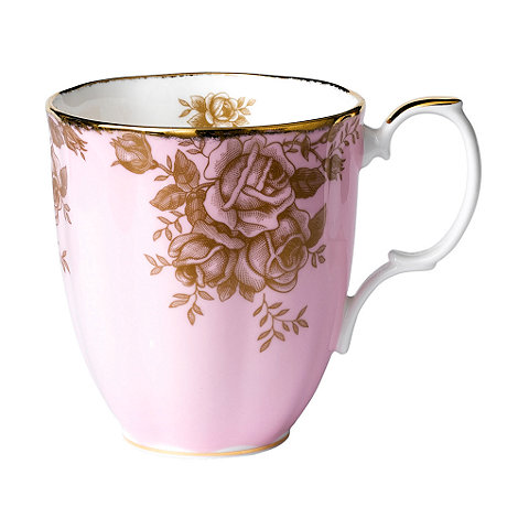 Royal Albert - 1960 Golden Roses mug +100 Years of +