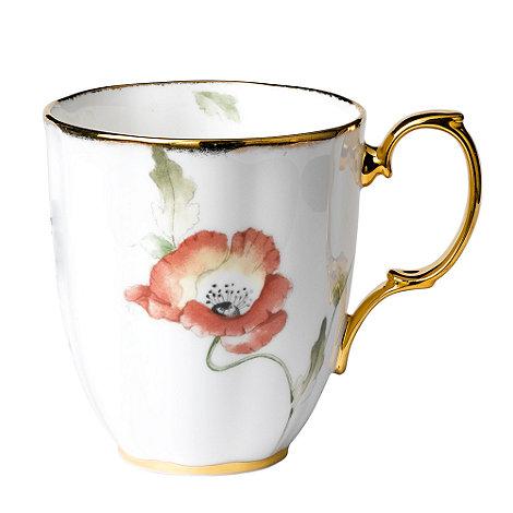 Royal Albert - 1970 Poppy mug +100 Years of +