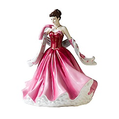 Royal Doulton - Alexandra figurine - 'Pretty Ladies'