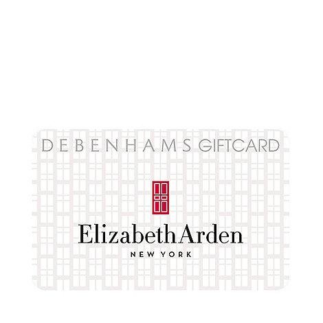 Elizabeth Arden - Elizabeth Arden gift card