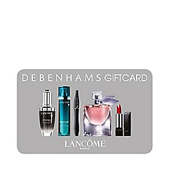 Lancôme - Lancôme gift card