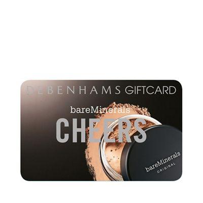 bareMinerals Bare Minerals gift card - . -