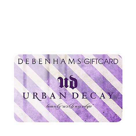 Urban Decay - Urban Decay gift card