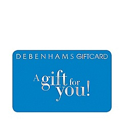 Debenhams - Blue Beauty & Fragrance gift card